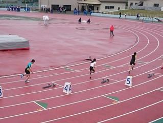 中学校陸上記録会 潮風マラソンスタッフ説明会