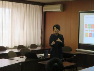 1期生議員の研修SDGs、霜田元議長の叙勲受章祝賀会
