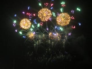 海の大花火大会