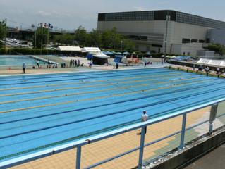 明日9日一般質問 柏刈上越水泳大会