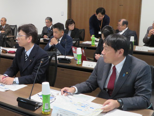 原子力特別委員会 高浜町役場視察2日目