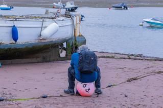 Boy on a Buoy