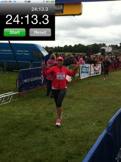 Race for life Aintree