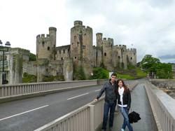 Conwy Castle (Gales)
