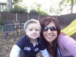 My little Louis