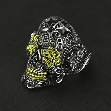 Skull-Jewels unique Nordic style 'Dragon Head' ring!  Manufactured on order and produced to the highest standard of quality possible in the industry today - by renowned German Goldsmith: Ulli Ehlers  Direct link to the ring: https://www.skull-jewels.com/nidhoegg...  You can find the Skull-Jewels world and more of Ulli Ehlers' work on https://www.skull-jewels.com/ and on Facebook: https://www.facebook.com/ulliehlersgo...