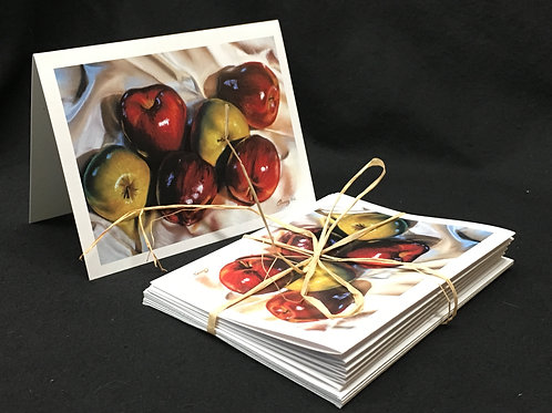 Apple Notecards