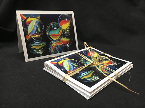 Marbles Notecards