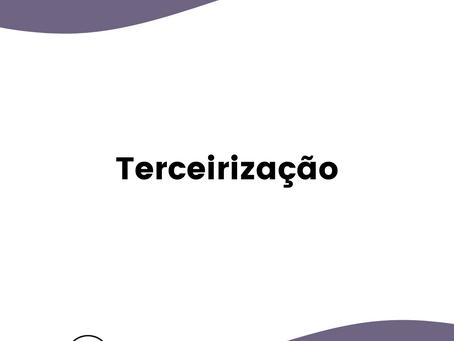 Terceirização