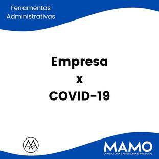 Empresa x COVID-19