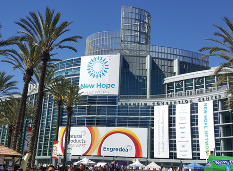 How to survive Natural Expo West: Part 1