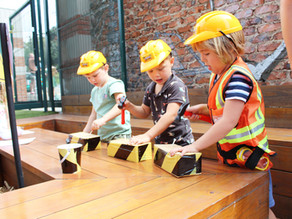 Blakes Construction Birthday