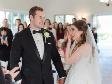 Allan & Chelsea's Posh destination wedding