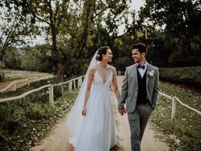Sam & Nic's Vineyard Wedding
