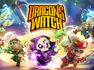 Dragon's Watch roars onto app stores this December!