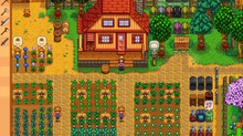 Stardew Valley Comes to Mobile!