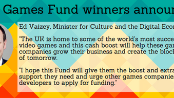 The Secret Police among first winners of UK Games Fund