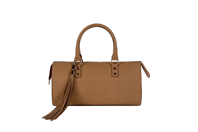 SOHO SATCHEL (NATURAL)