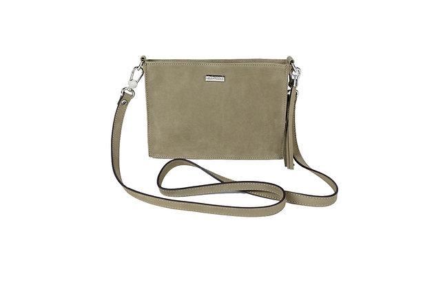CROSSBODY CLUTCH (OLIVE)