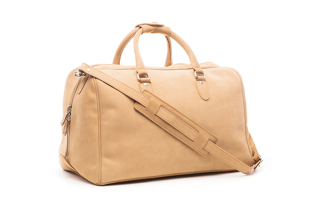 DUFFLE (NATURAL)