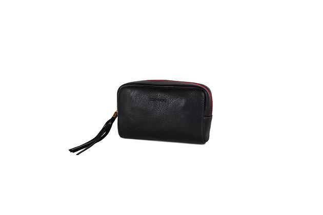 COSMETIC BAG (BLACK)