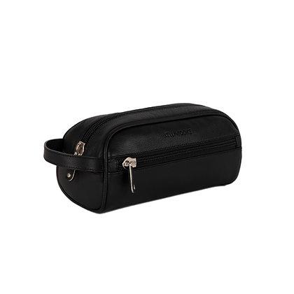 TOILETRY BAG (BLACK)