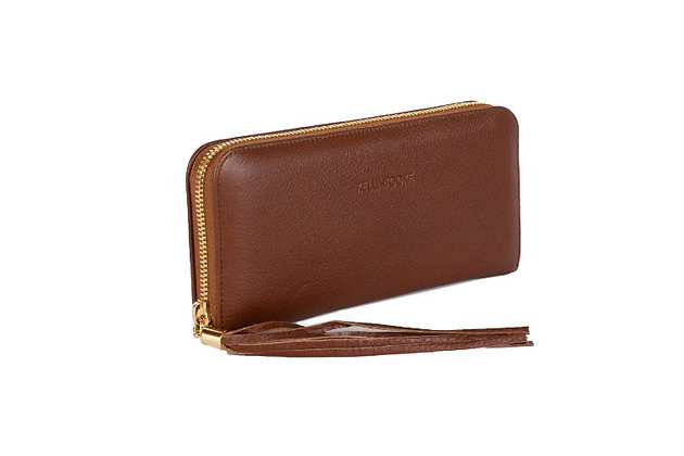 WALLET - LARGE (COGNAC)