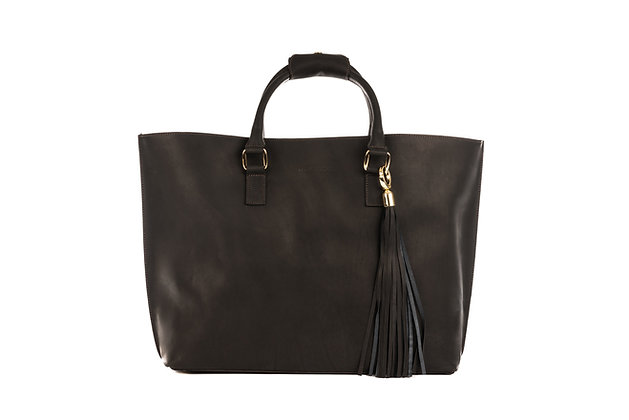 KELLY TOTE (CHOCOLATE)