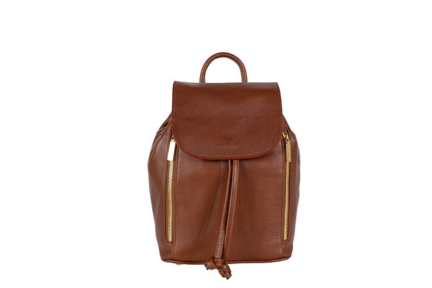 HANNAH BACKPACK (COGNAC)