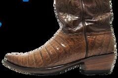 western-boot-repair-alligator-skin-boots