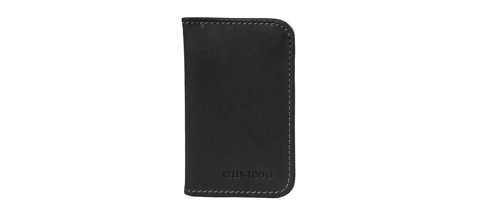 DOUBLE CARD HOLDER (BLACK)