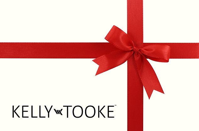 KELLY-TOOKE Gift Certificate
