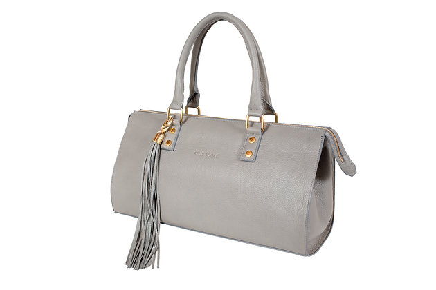 SOHO SATCHEL (GRAY)