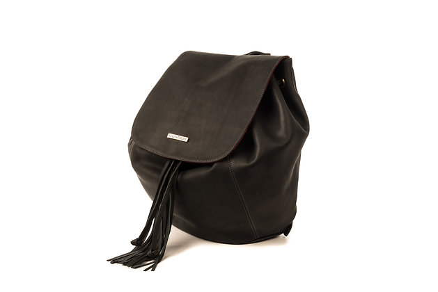 ZILKER TRAIL BAG (BLACK)