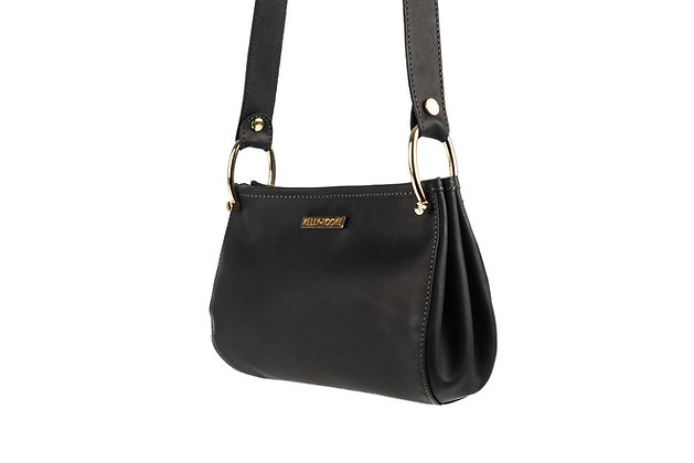 JUNE CROSSBODY (BLACK)