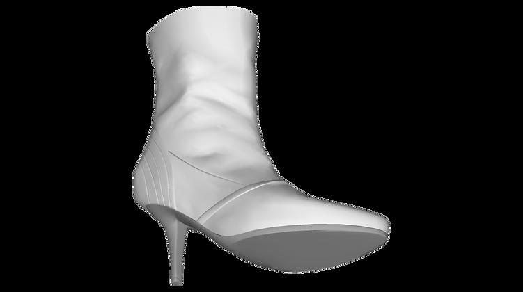 Ladies Boot & Bootie Repair