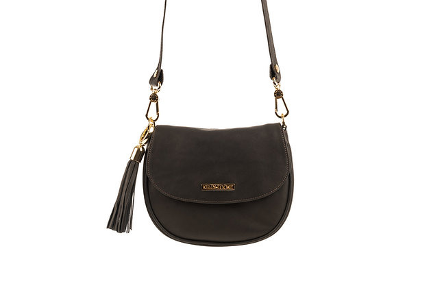 KARA CROSSBODY (CHOCOLATE)