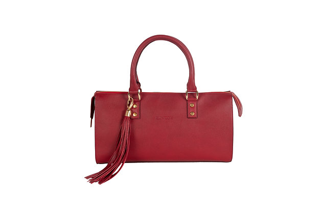 SOHO SATCHEL (RED)