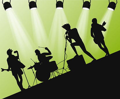 hard-rock-band-silhouette-on-stage-actio
