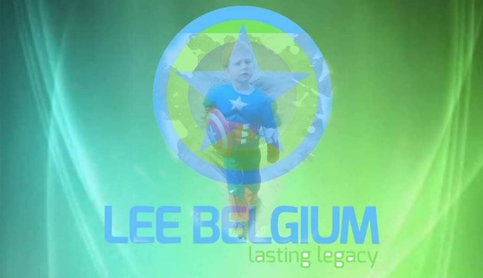Lee Belgium Superhero