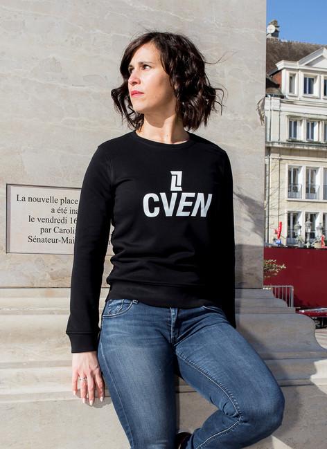 Sweat organique CVEN