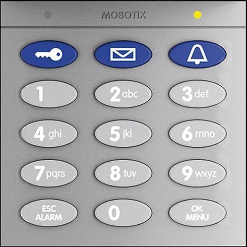 Keypad mit RFID-Technik für T26, silber