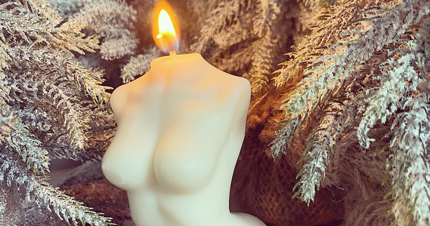 SCULPT CANDLE