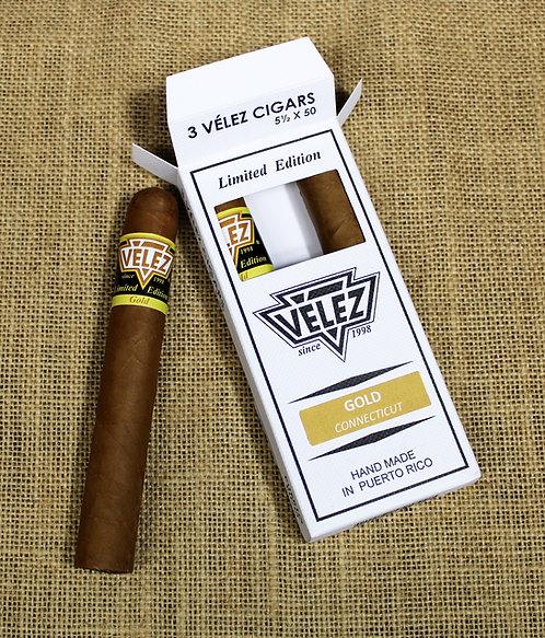 Velez Gold 3 Cigarro Robusto