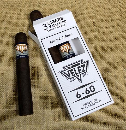 Velez 6-60 3 Cigarro
