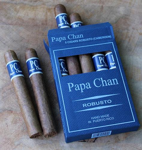 Papa Chan 5 Cigarros Robusto