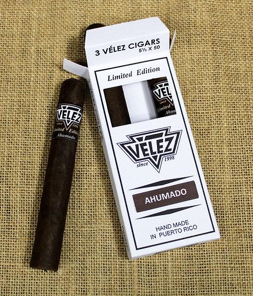 Velez Ahumado 3 Cigarro Robusto