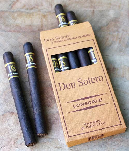 Don Sotero 5 Cigarros Lonsdale