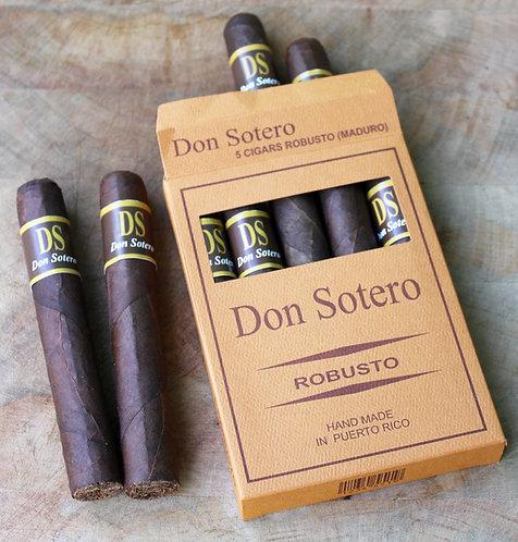 Don Sotero 5 Cigarros Robusto