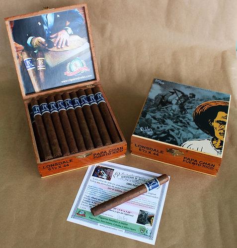 Caja en Cedro de 25 Cigarros Lonsdale PC